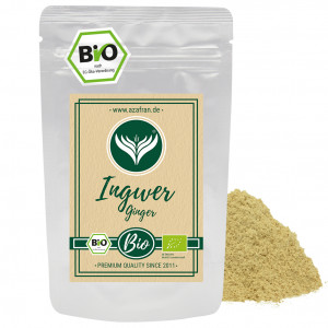 Organic Ginger (50 grams)