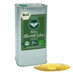 Organic-Oliveoil (1L)