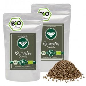 Organic-coriander whole (500 grams)