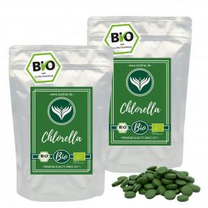 organic chlorella tablets (1kg)