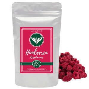 Raspberry whole (250 grams)