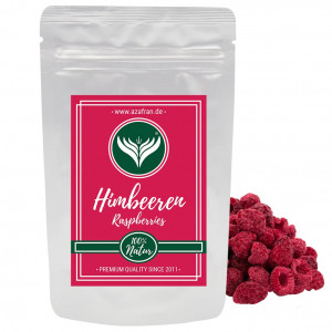 Raspberry whole (50 grams)