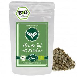 Flor de Sal with herbs (50 grams)