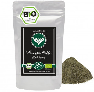 Black Organic-Pepper powder (500g)