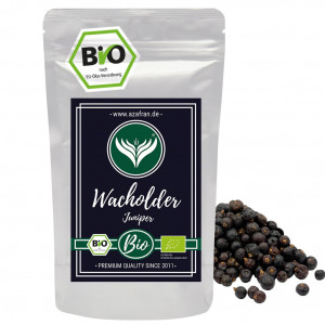 Organic juniper berries 250g